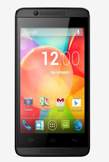 Intex Cloud 3G Gem Glass 3 Protection (Black)