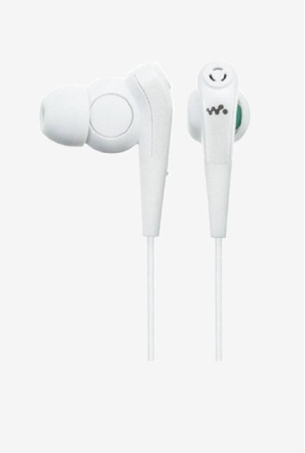 SONY MDRNWNC33 Noise Canceling Headphone (White)