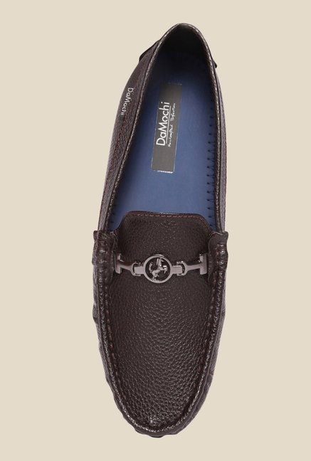 DaMochi Kason Brown Loafers