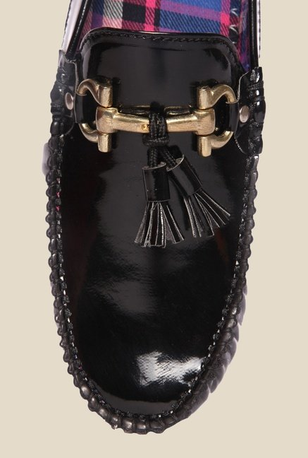 DaMochi Jerome Black Loafers