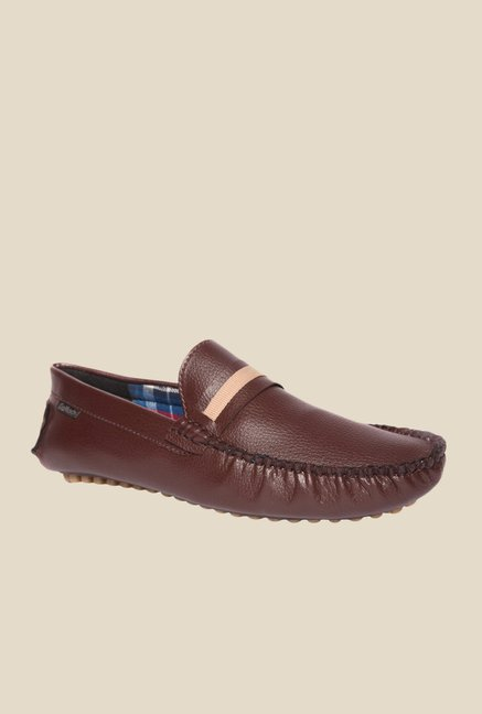DaMochi Tomas Brown Loafers
