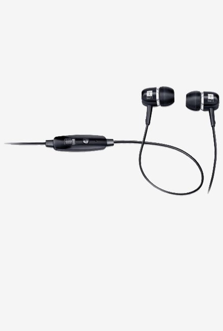 iBall Univo Wired Headset (Black)