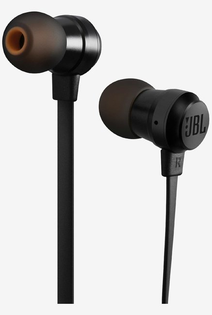 JBL T280A  In the Ear Headphones (Black)