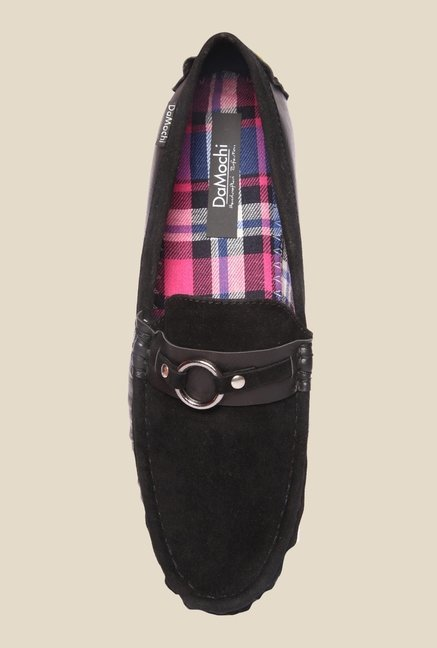 DaMochi Trevon Black Loafers