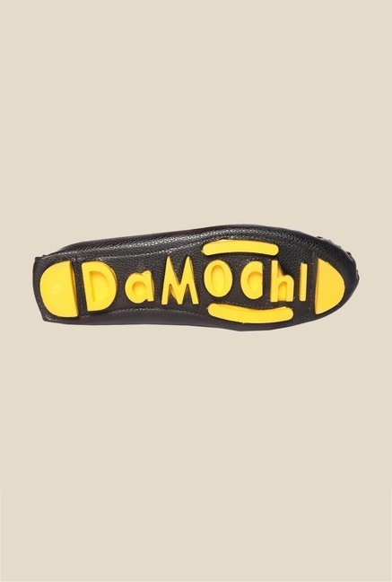 DaMochi Kason Black Loafers