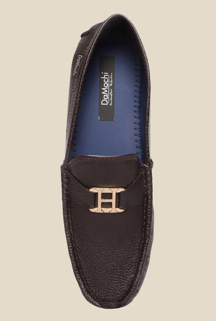 DaMochi Zane Brown Loafers