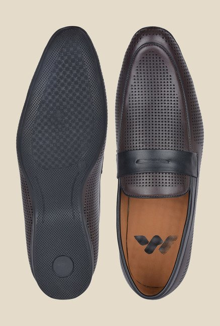 Wega Life Primo Brown Loafers