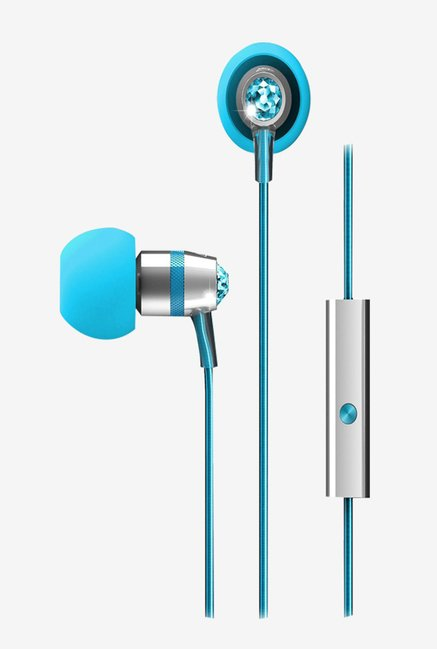 MEE Audio EP-M11J-TQ-MEE In the Ear Headphones (Turquoise)