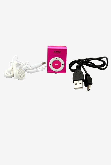 BMS Edge Mp3 Music Player (Pink)