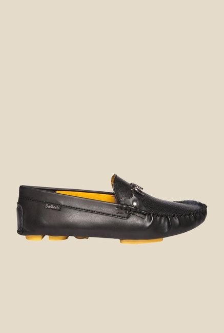 DaMochi Kevin Black Loafers