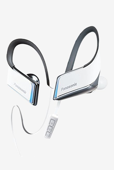 Panasonic RP-BTS50-W 3D Flex Headphone (White)