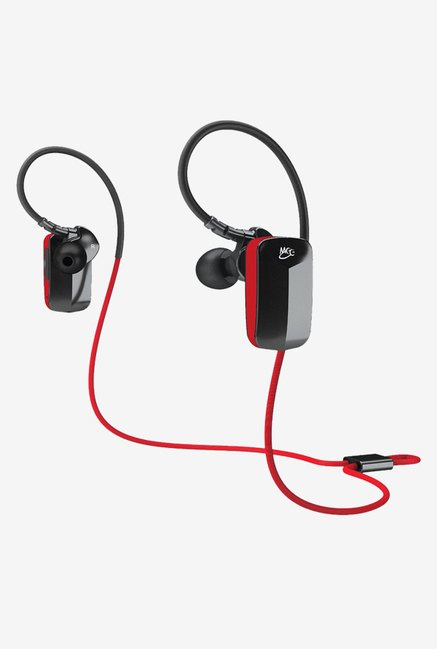 MEE Audio EP-X6-RDBK-MEE Sport-Fi X6 Headphone (Black)