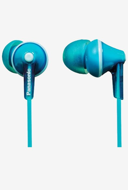 Panasonic RP-HJE123P1Z Earphone (Turqoise)