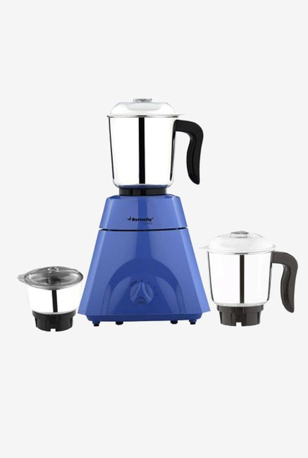 Butterfly Grand 500-Watt Mixer Grinder (Blue)