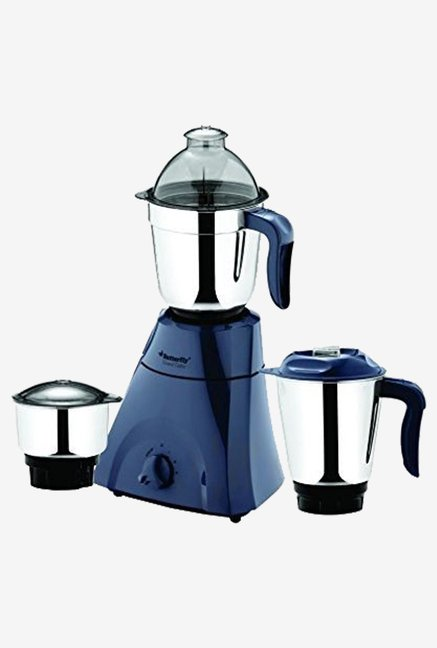 Butterfly Grand Plus 3J Mixer Grinder 750W (Blue)