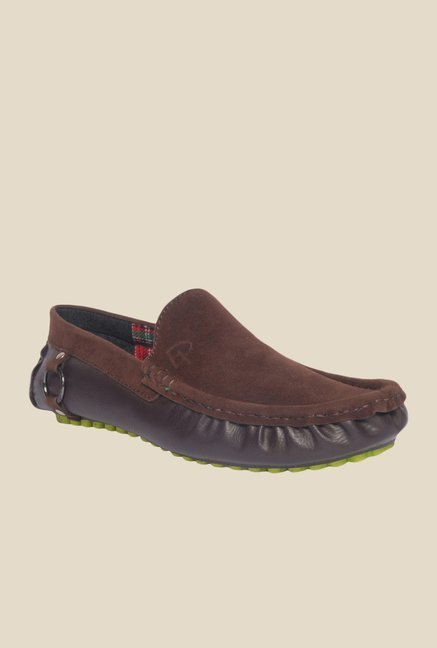 DaMochi Nash Brown Loafers