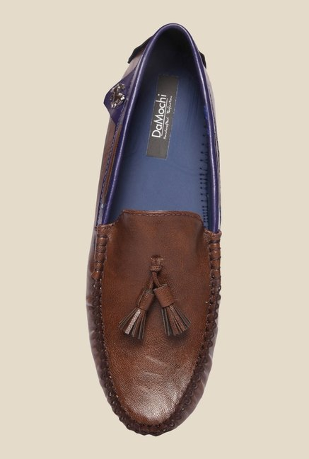 DaMochi Jason Brown Loafers