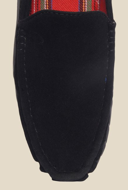 DaMochi Nash Black Loafers