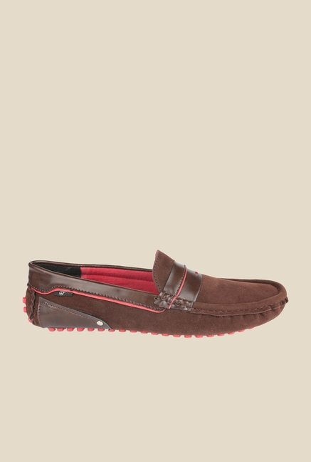 Wega Life Eliseo Brown Loafers