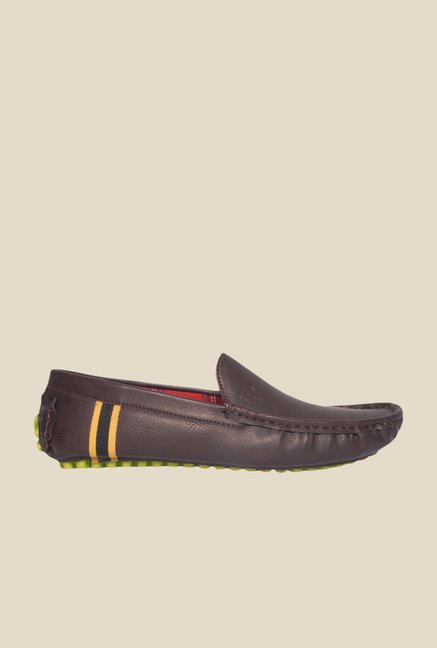 DaMochi Judith Brown Loafers