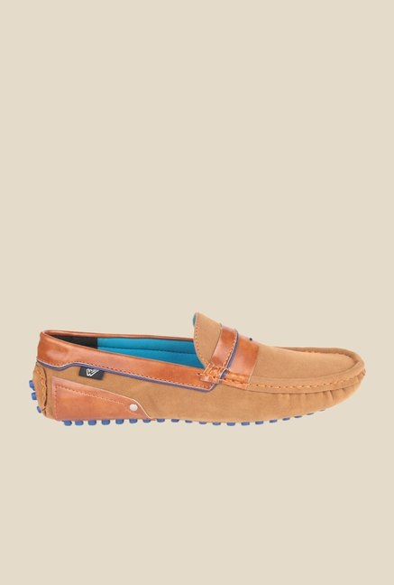 Wega Life Eliseo Tan Loafers