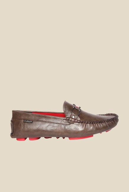 DaMochi Kaiden Brown Loafers