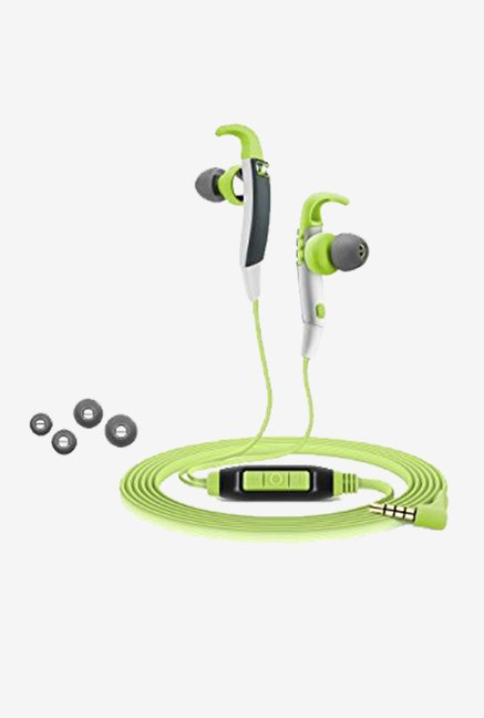 Sennheiser CX 686G Sports Ear-Canal Headset (Green)