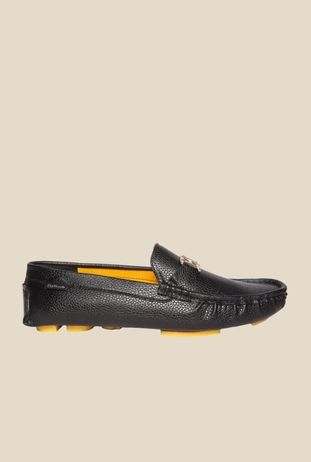 DaMochi Zane Black Loafers