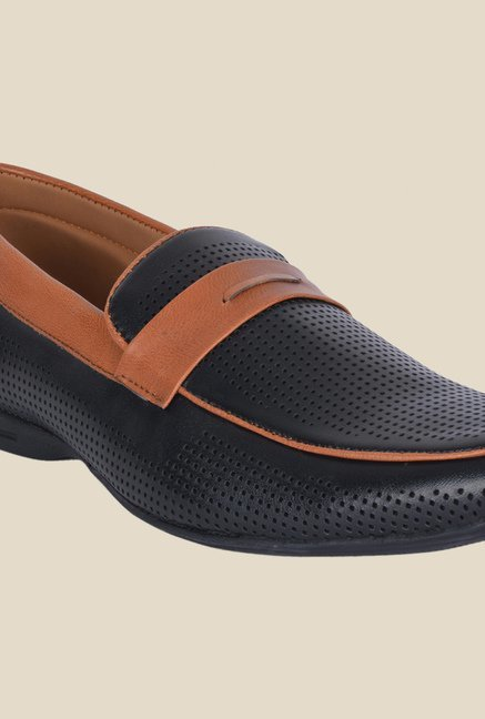 Wega Life Primo Black Loafers