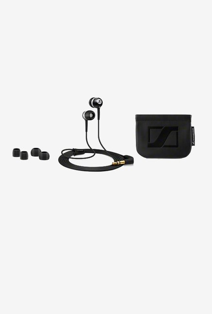 Sennheiser CX 300 II In-Ear Headphone (Black)