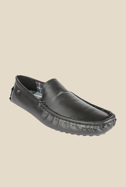 Wega Life Febe Black Loafers