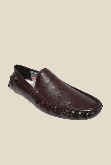 Wega Life Febe Brown Loafers