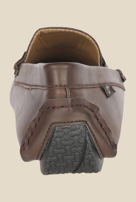 Wega Life Hest Brown Loafers