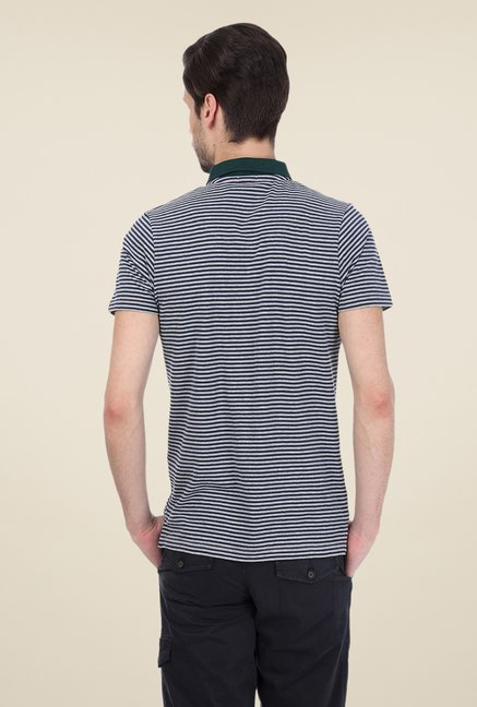 Basics Navy Blend Polo T-shirt