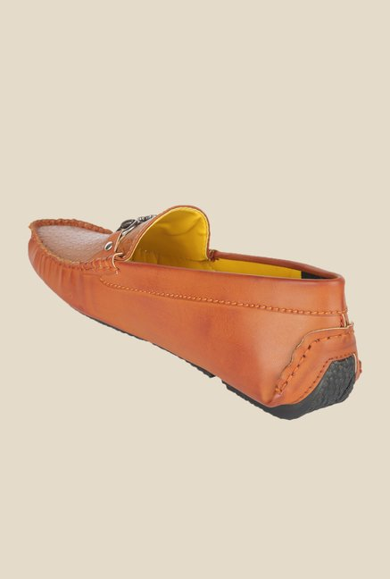 Wega Life Hest Tan Loafers