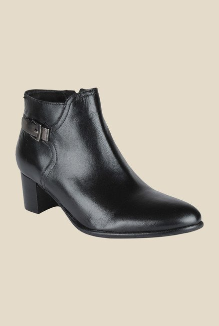 Salt 'n' Pepper Sophie Black Booties