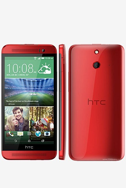 HTC One E8 (Red)