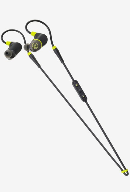 Audio-Technica ATH-SPORT4BK SonicSport In The Ear (Black)