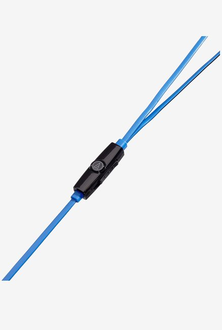 Audio-Technica ATH-CKX7iS In-ear Headphones (Blue)