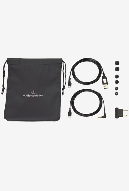 Audio-Technica ATH-ANC40BT QuietPoint In The Ear (Black)
