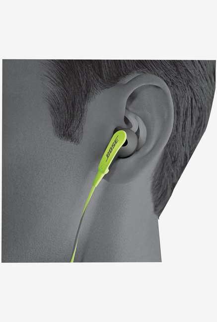 Bose 717534-0030 SoundSport In The Ear Headphones (Green)