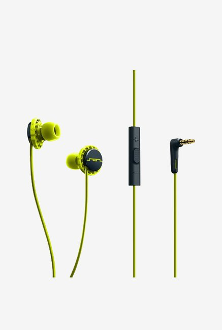 Yison CX390G In the Ear Headphones With Mic (Green)