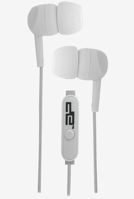 Zeeva Digital Essential Dune Earphones (White)