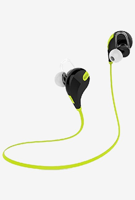 QCY QCYRA-29 Qy7 Wireless Bluetooth Headphones (Green)