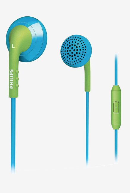 Philips SHE2675BG/28 In the Ear Earbud (Blue/Green)