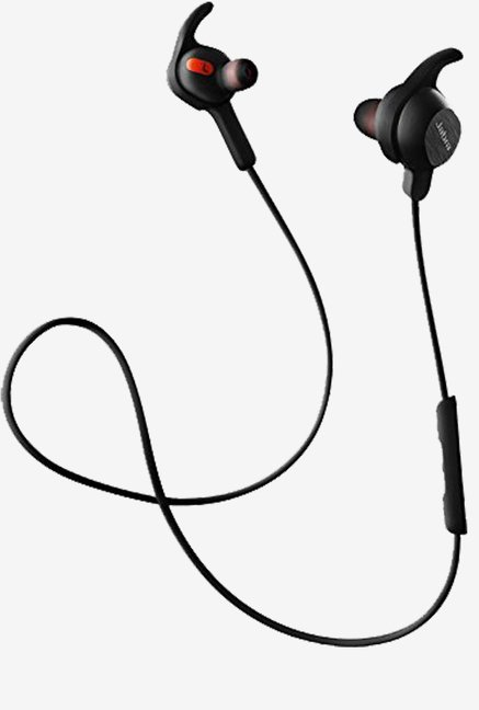 Jabra Rox In the Ear Wireless Earphone (Black)