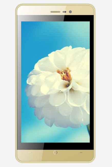 Intex Cloud Zest Android v5.1 Lollipop (Beige)