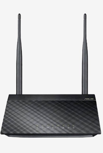Asus RTN12 Wireless Router (Black)