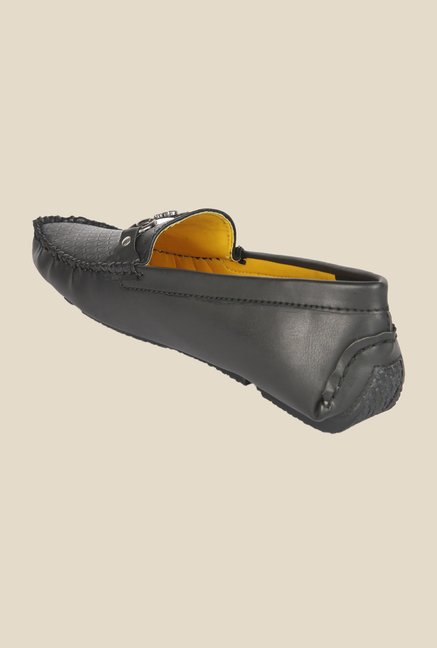 Wega Life Hest Black Loafers