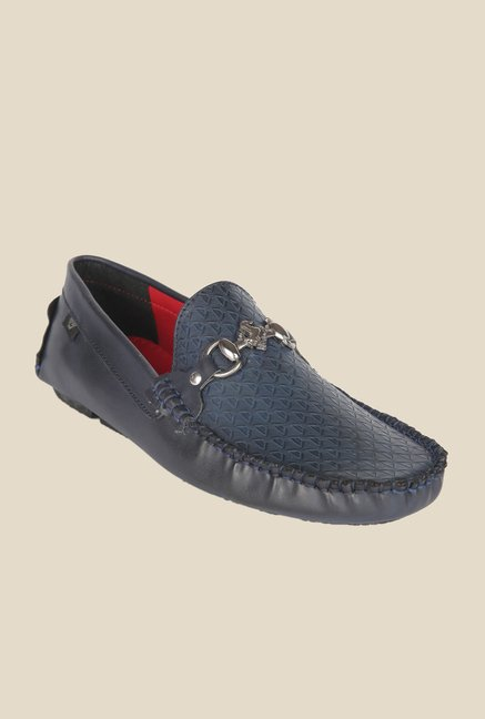 Wega Life Hest Navy Loafers